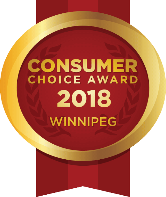 Consumer Choice Award 2018 - Winnipeg